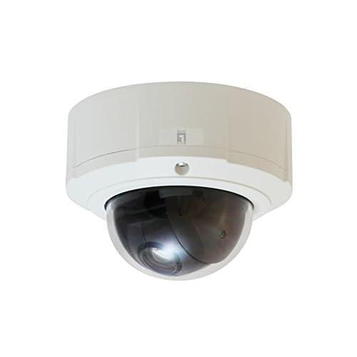 LEVELONE Telecamera di rete LevelOne FCS-4043 3 Megapixel - Colore, Monocromatico - 2048 x 1536-10x Ottico - CMOS - Cavo - Fast ethernet