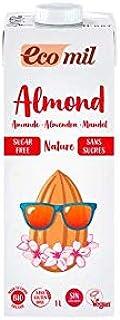 Bebida de Almendras Bio (sin Azúcar) 6 unidades de 1 litro