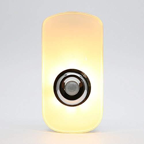 Veilleuse sans Fil Rechargeable Motion LED Night Light avec LED Lampe De Poche Lampe Murale Lampe De Nuit 3 en 1 Conception pour Emergency 110Vusplug