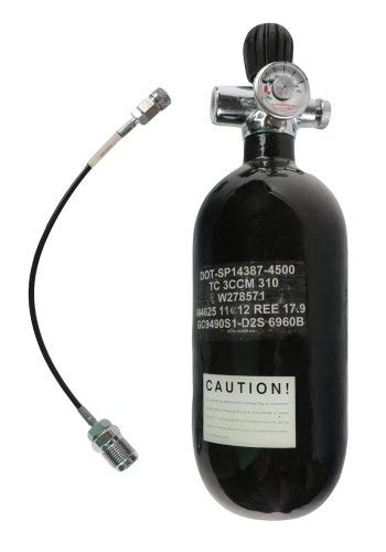 Benjamin 81001 90-Cubic Inch, DOT Certified Charging System Cylinder