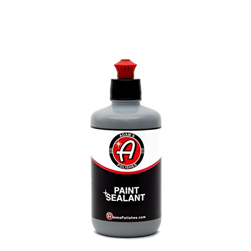 Adam's Paint Sealant - Incredibly Reflective Shine and Lasting Protection - Apply by Machine or Hand...
