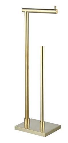 Top 10 best selling list for brushed bronze freestanding toilet paper holder