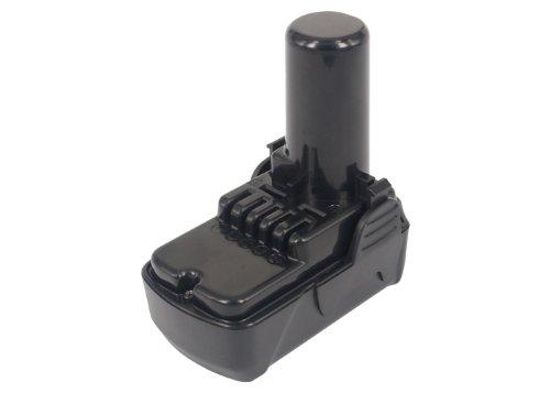 Ekkos Battery for Hitachi WH 10DL FWH 10DCL DB 10DL FWH10DCL FWH 10DL 329389 329371 329370 BCL 1015 329369 BCL 1030 331065 BCL1030A BCL 1030M (Li-ion,1500mAh)