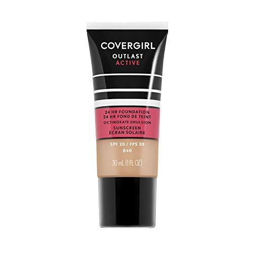 Covergirl Outlast Active 24-Hour Foundation