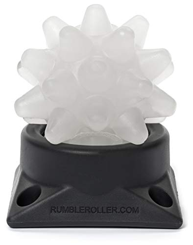 RumbleRoller BOA Original Beastie Massage Ball + Base