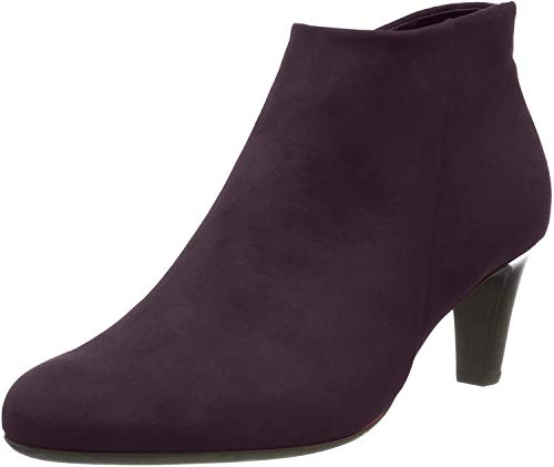 Gabor Stiefeletten 35-850 Damen Stiefel, Größe:40 EU, Farbe:Violett