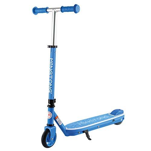 Patinete Adultos, 2 Ruedas Scooter eléctrico, Adecuado for niños niños y niñas,...