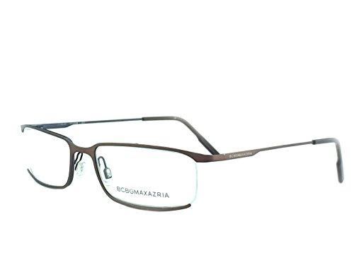 New Authentic BCBG Maxazria Beckham Brown Unisex Eyeglasses