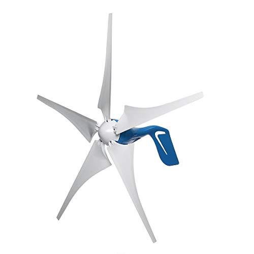 TQ 5000W del Viento Generador De Turbinas, 5 Palas De Aerogeneradores De Energía Eléctrica del Generador con El Regulador para Uso Casero Solar Farola 12V / 24V,24v