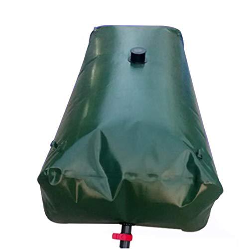 Réservoir de stockage de grande capacité collecteur d'eau de pluie de jardin, réservoir d'eau douce de voiture, sac de stockage d'eau épaissi, réservoir de stockage léger de sac d'eau résistant à la