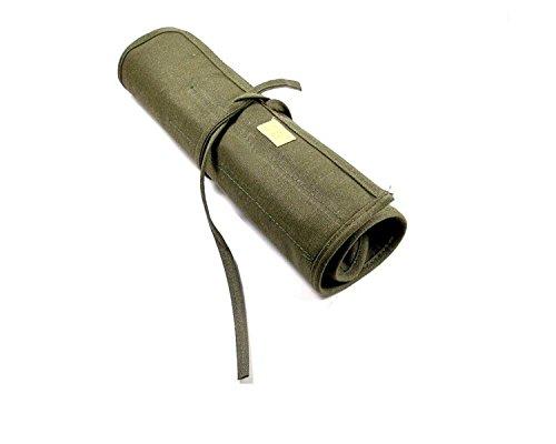 Yeah67886 Creative Art Peinture durable Brosse Pen Roll Up Coque de stockage de support de sac