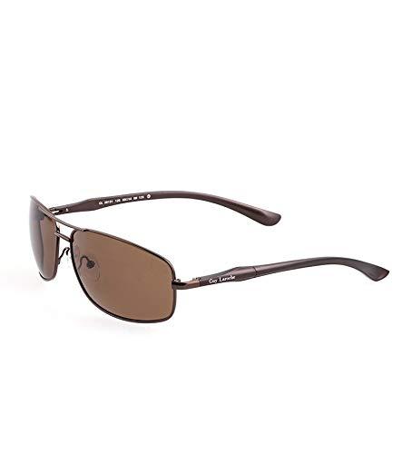Guy Laroche GL-36131-125 Gafas de sol, Marrón, 62 para Hombre