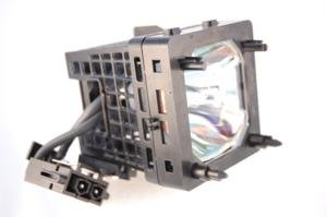 Sony XL-5200 Replacement Rear Projector TV lamp with housing Replacement lamp