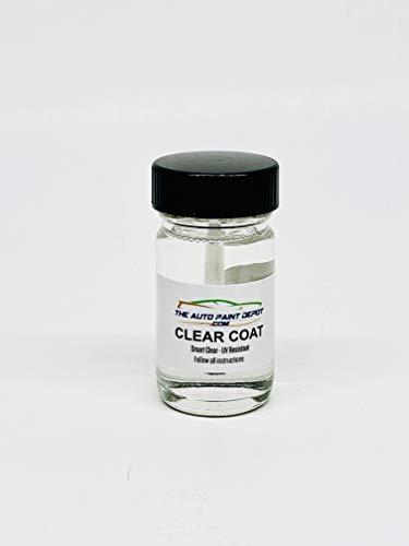 Auto Paint Depot Touch Up Paint Clear Coat (1 oz Clear Coat)