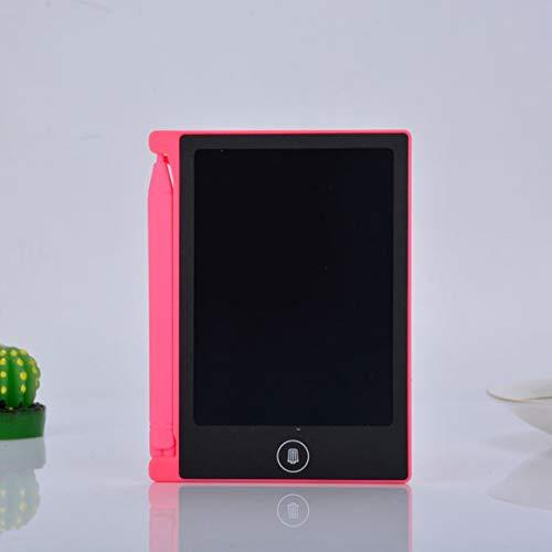 MOHAN88 Tablero de Escritura Digital LCD Bloc de Notas para niños Tablero de Oficina de Dibujo eléctrico Tablero de Escritura de la Escuela Tablero de exhibición-Rosa