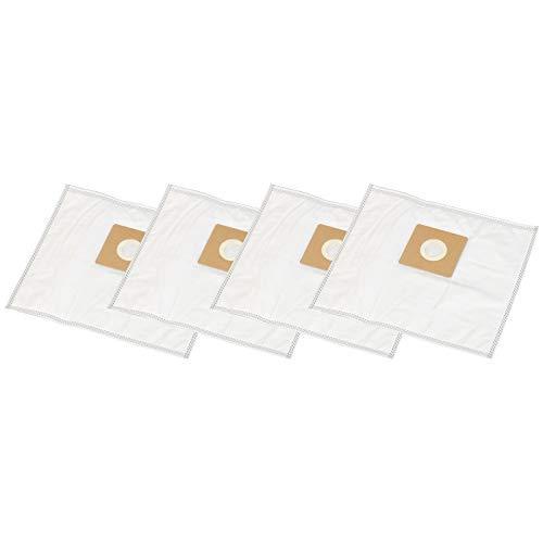 4 Staubsaugerbeutel geeignet für Koenic KVC 150, EIO Targa. Serie