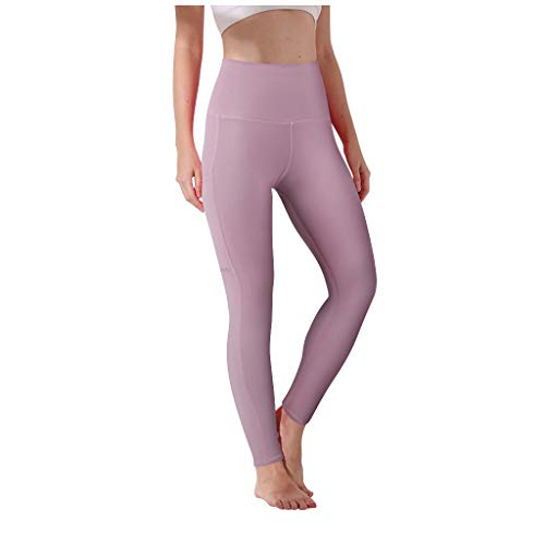 Great Price! Yoga Leggings for Women - High Waist Ultra Soft High Rise Yoga Pants Naked Feeling Work...