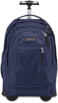 Jansport Driver 8 Rolling Travel Bag Backpack with 15″ Laptop Sleeve