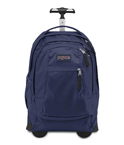 JanSport Unisex-Adult Driver 8, Navy, One Size (JS00TN89003)