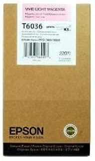 Epson C13T603600 - Cartucho de tinta, magenta claro, Ya disponible ...