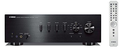 Yamaha A-S701 Amplificatore Integrato, Nero