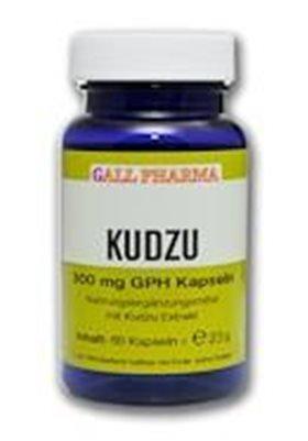 Gall Pharma Kudzu 300 mg GPH Kapseln 60 Stück