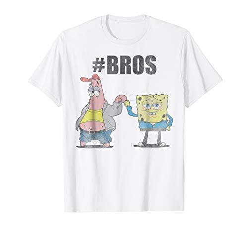 Spongebob Squarepants And Patrick Hashtag Bros...