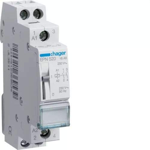 Hager EPN520 Fernschalter 16A 2S 230V