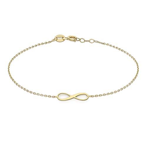 Carissima Gold Damen Charm-Armbänder Gelbgold - 1.29.8152_Gold