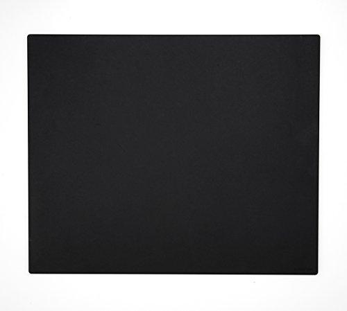 Epicurean Servier-/Schneidebrett Rechteck 45x5,5x0,6cm in schwarz, Holzfiberlaminat, 45 x 35.5 x 0.6 cm