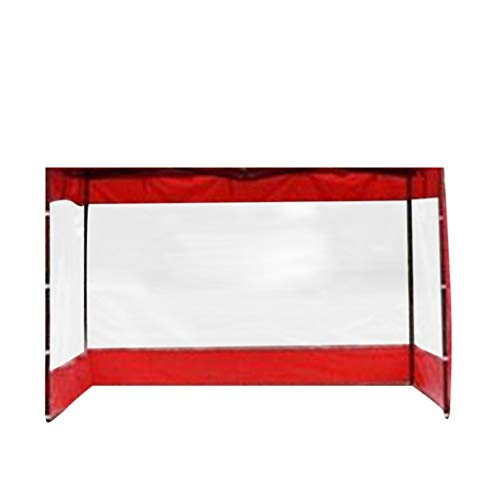 BXzhiri Outdoor Sun Protection Folding Tent Transparent Shed, Rain Cloth Shelter Cover, Tent Accessories (Without Tent roof and Stand)