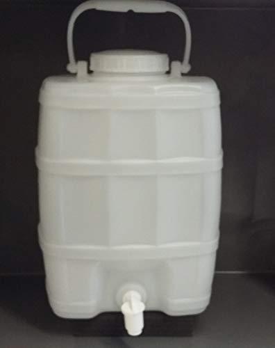 HELGUEFER -Bidón 20 litros reforzado con grifo
