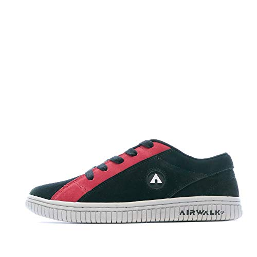 Airwalk The One Chance Black Red 9.5uk / Black Red