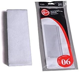 (2) Hoover WindTunnel Self Propelled 3 Layer Final Vacuum Filters, Bagless, Upright, Widepath, Empower, Foldaway, PowerMax Vacuum Cleaners, 40110006, 38766021, H-38766021 (long) # AH45004 , 40110006
