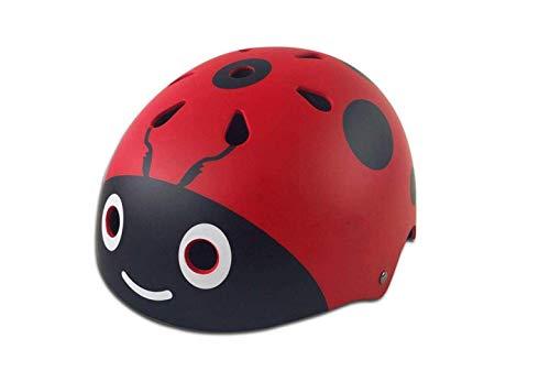 SEESEE.U Casco de Bicicleta de montaña Casco de Bicicleta para niños, Casco...