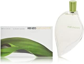 Kenzo D'ete By Kenzo For Women. Eau De Parfum Spray 2.5 OZ