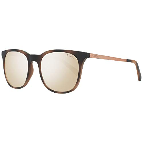 Guess GU6920 53G 53 Monturas de gafas, Marrón (Avana BiondaMarrone Specchiato), 53.0 Unisex Adulto
