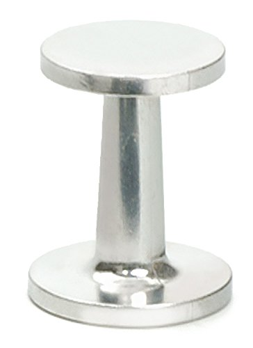 RSVP International (TAM) Dual Sided Coffee Espresso Tamper, 2'-2.25', Aluminum Alloy