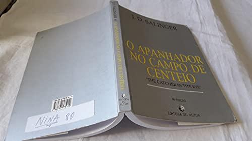 O Apanhador No Campo De Centeio J. D. Salinger - 16a Edição