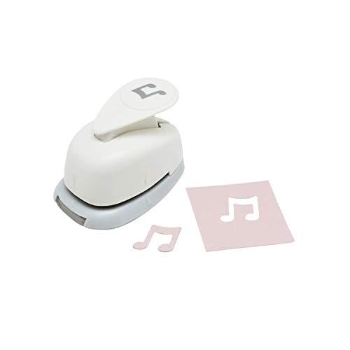 Bira - Perforadora para manualidades (5/8 pulgadas, con forma de nota musical)