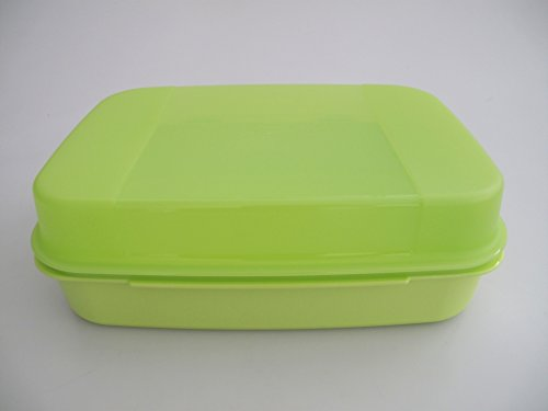 TUPPERWARE Naschkätzchen 2,5L Dose Box Vorrat Apollo Royal Bellevue limette 14242