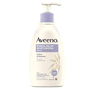 Aveeno Stress Relief Moisturizing