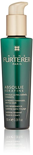 Rene Furterer ABSOLUE KÉRATINE - cremas para el cabello (Mujeres, Use on dry or towel-dried hair. Apply a hazelnut size from mid shaft to ends, then style.)