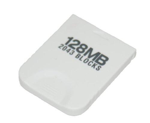 128MB Memory Card Speicherkarte Speicher für Nintendo Wii & Nintendo Game Cube - RBrothersTechnologie
