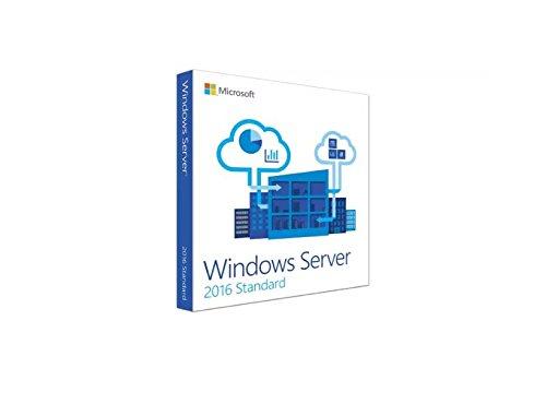 Microsoft Windows Server 2016 Standard 2 licencia(s) Point of Sale (PoS) Inglés - Software de licencias y actualizaciones (2...