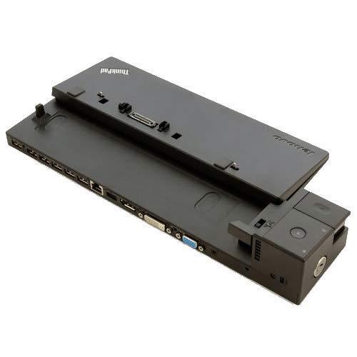 Perfect Case von MaryCom Lenovo ThinkPad Pro Dock für ThinkPad T440 T450 T460 T470 T550 T560 T570 X240 X250 X260 X270 W540 W541 W550s P50s P51s | OHNE SCHLÜSSEL | OHNE NETZTEIL | (Generalüberholt)