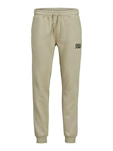 Jack & Jones JJIGORDON JJNEWSOFT Sweat Pant GMS Noos Pantalons, Vaisselle, XL Homme