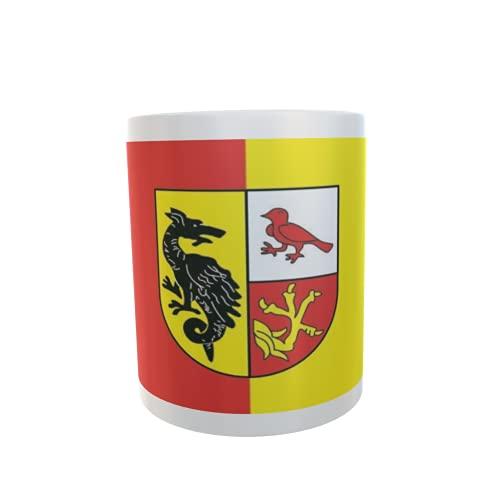 U24 Tasse Kaffeebecher Mug Cup Flagge Bandenitz