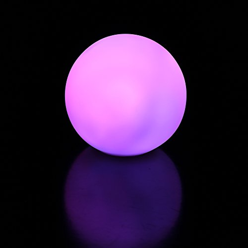 Fun Central Light Up Color-Morphing Ball - LED Mood Light for Room