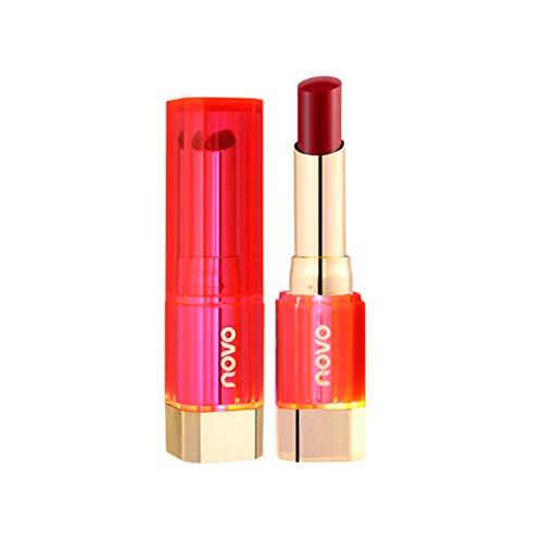 Aesyorg Candy fluoreszierender, samtiger, matter Nebel mit lang anhaltendem Lippenstift, geeignet...